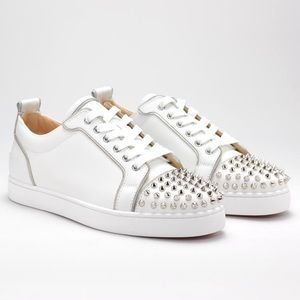 ✨SOLD!!!✨CHRISTIAN LOUBOUTIN FLAT CALF ZIP SPIKES!